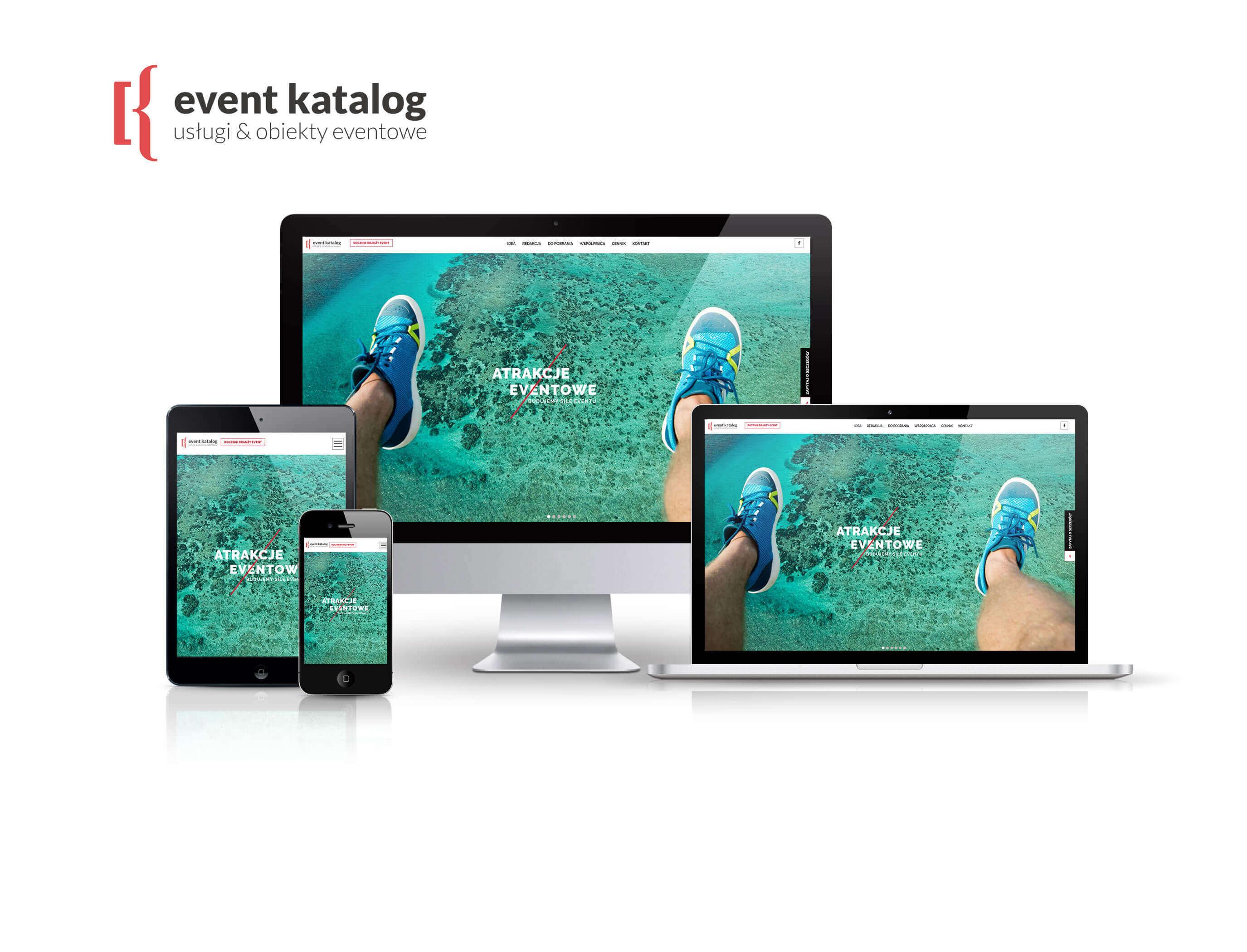 STRONA WWW e-eventkatalog